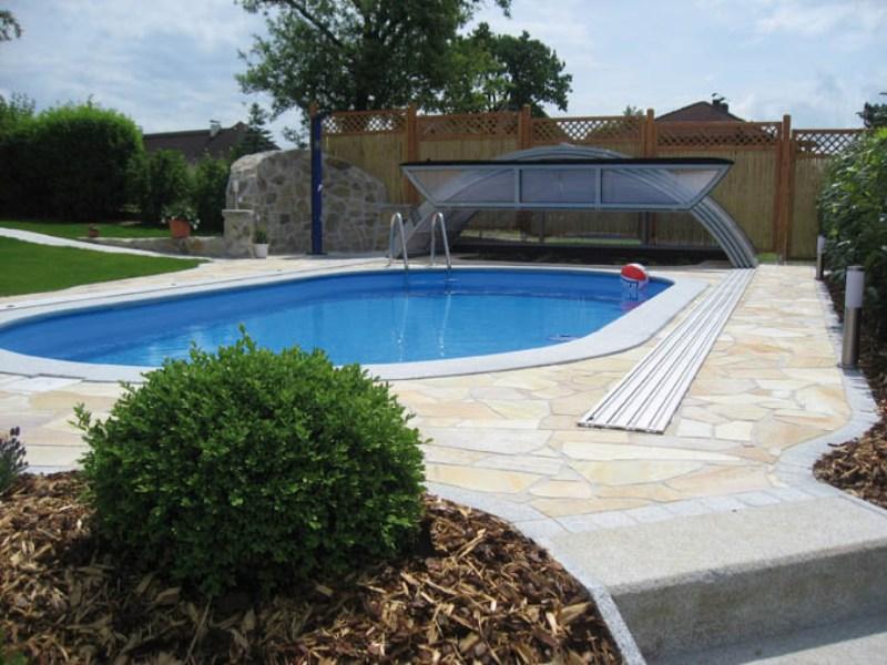 poolinsel baumgartner poolundzubehoer pools schwimmbecken beratung. Black Bedroom Furniture Sets. Home Design Ideas